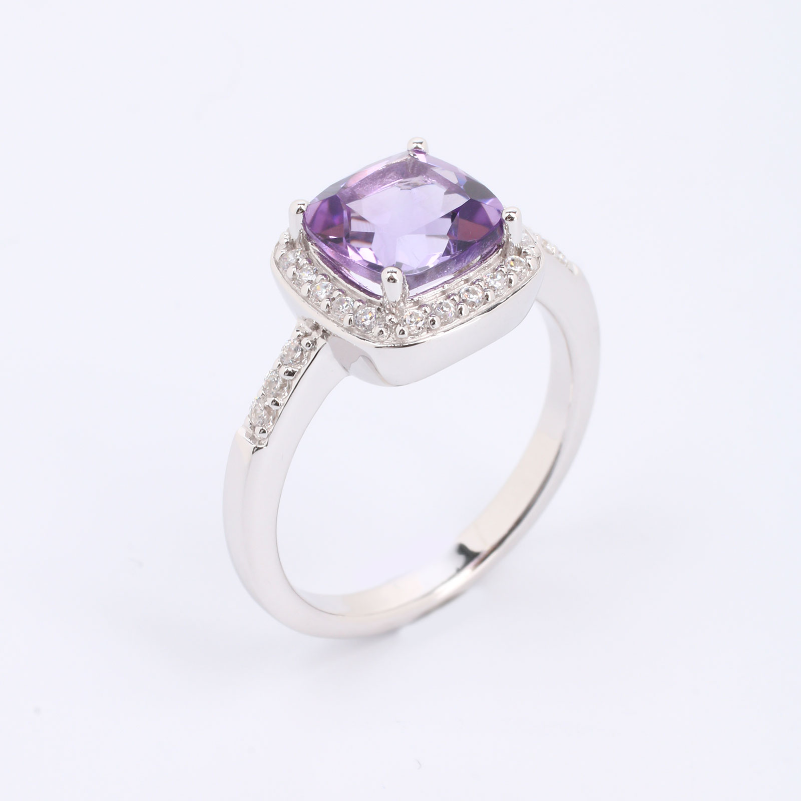 Серебряное кольцо «Забава»