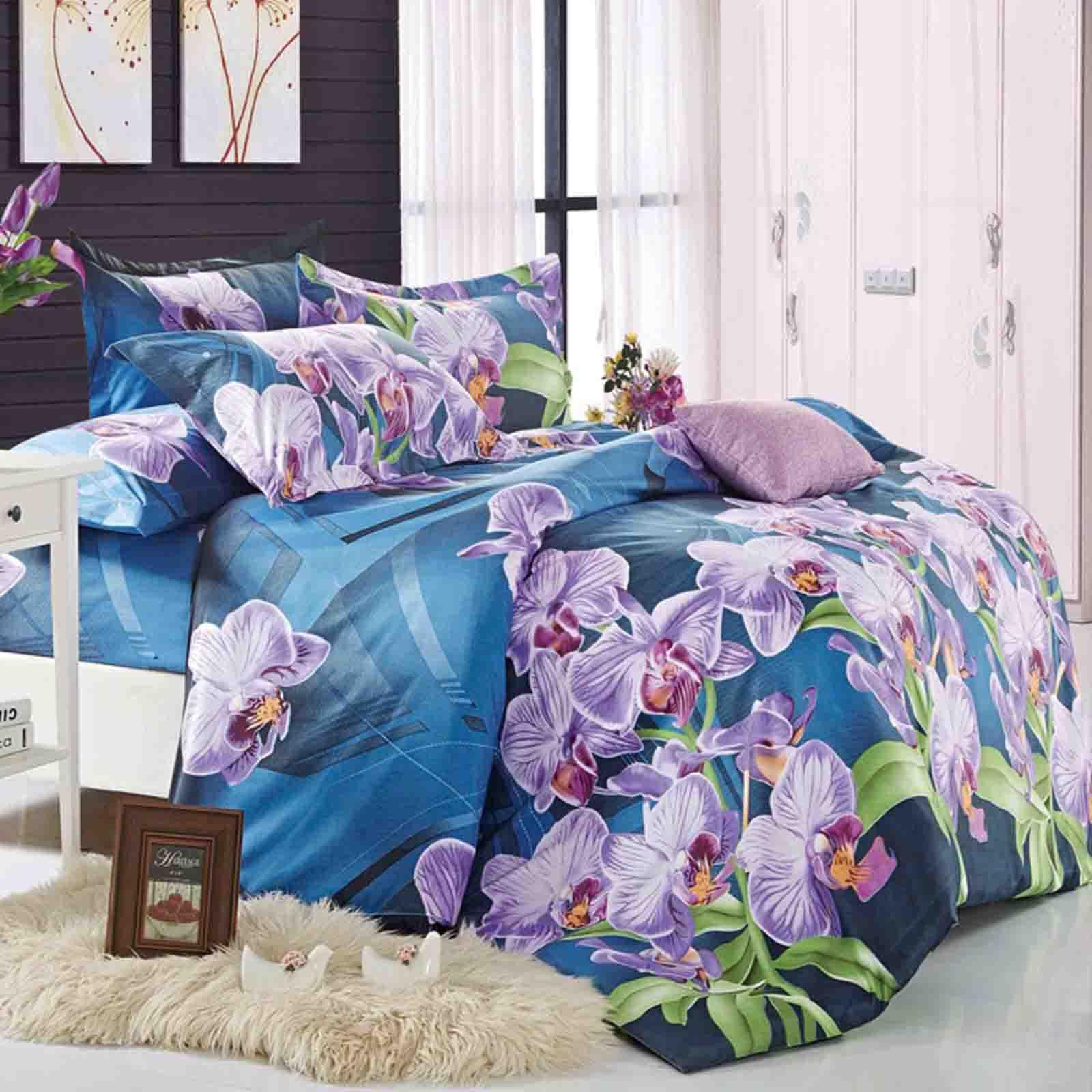 Комплект постельного белья «Цветочные грезы»