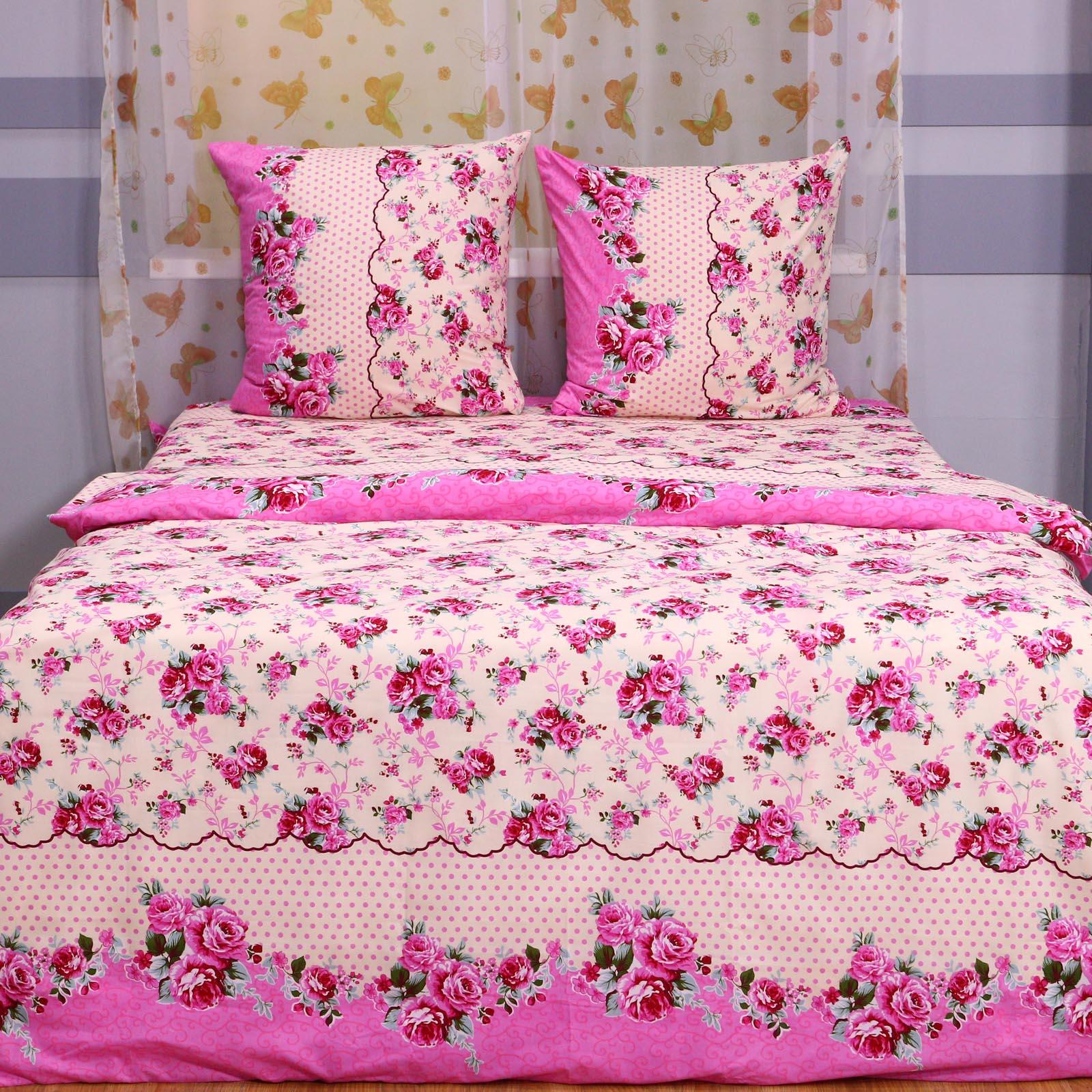 """Комплект постельного белья """"Бутон розы"""""""