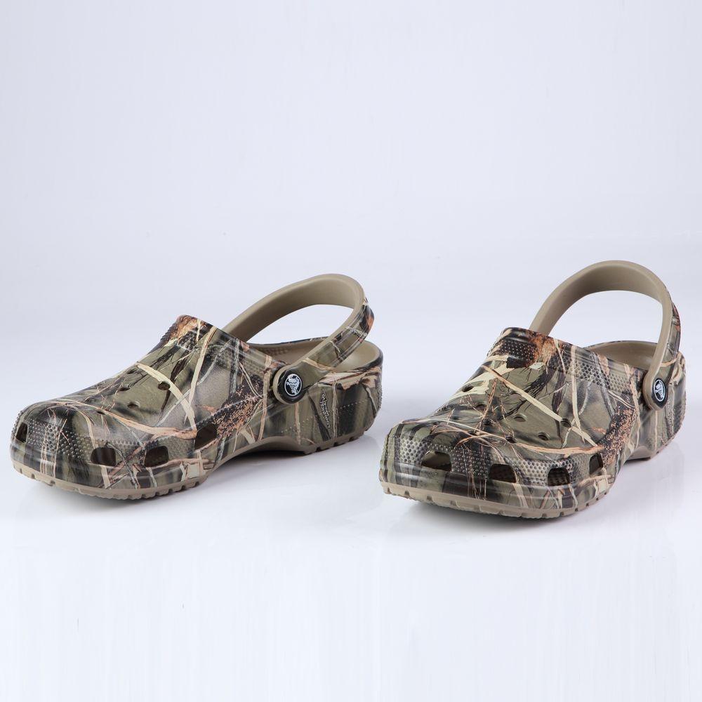 Сабо мужские Crocs Classic Realtree
