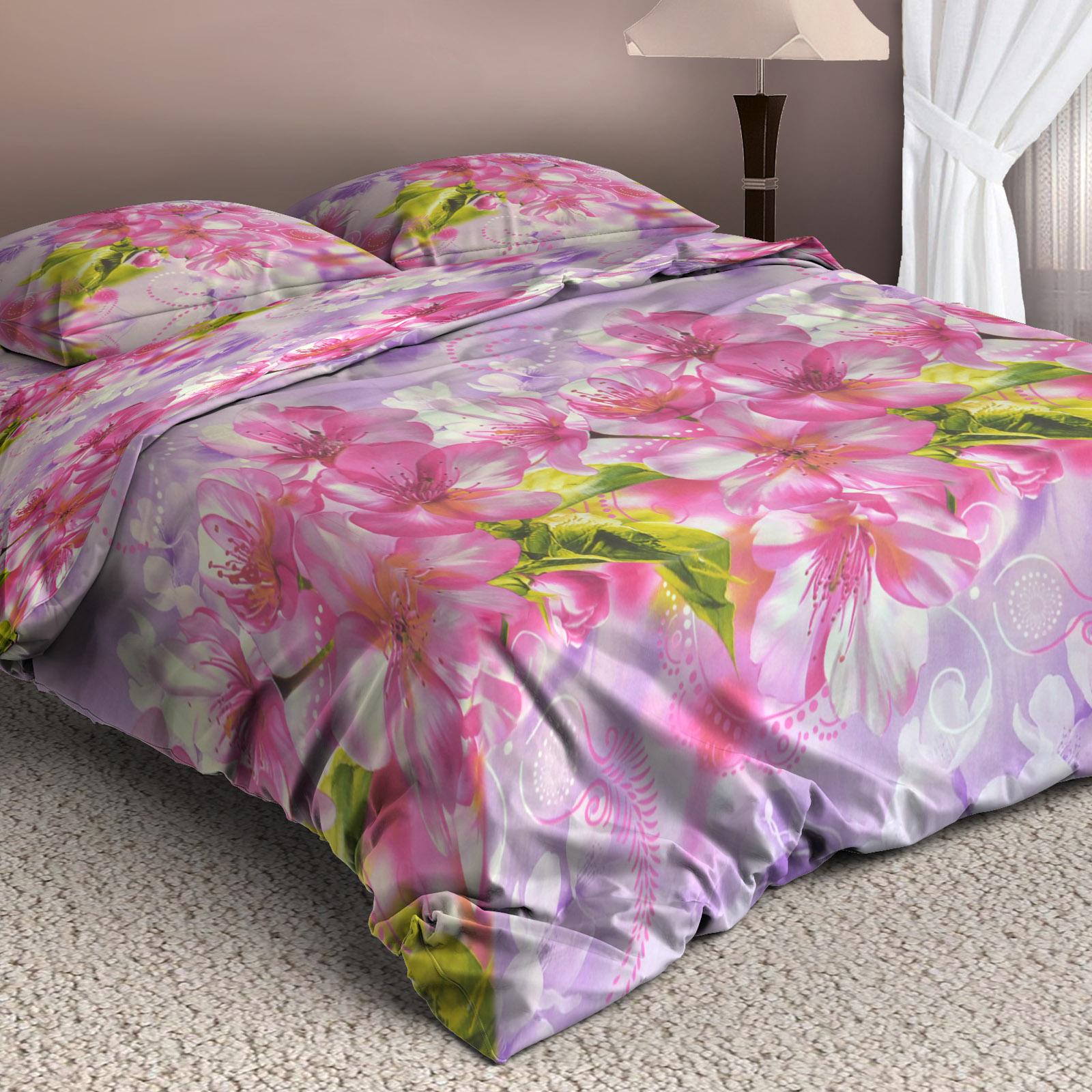 Комплект постельного белья «Лиловая мечта»