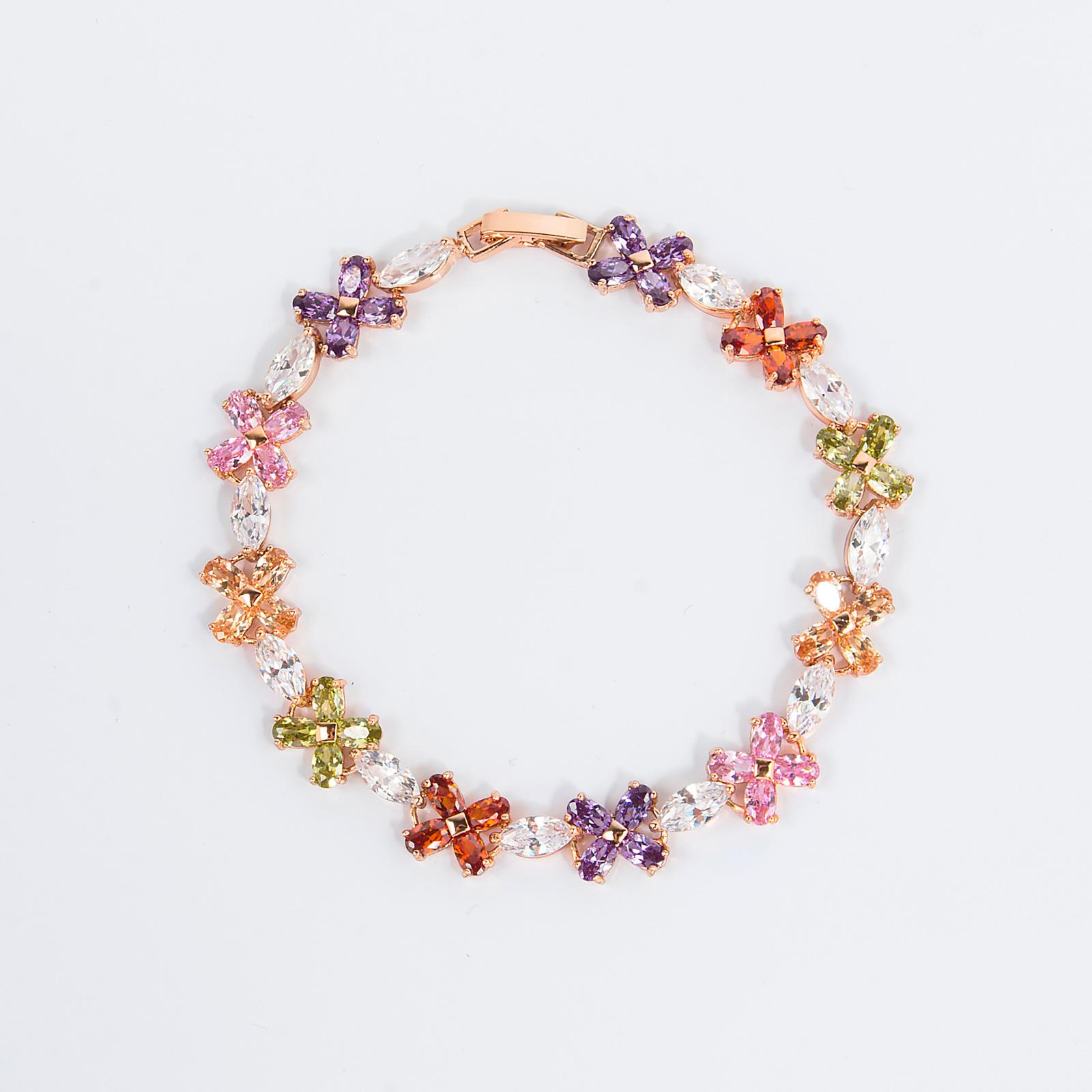 Браслет «Цветочное наслаждение»