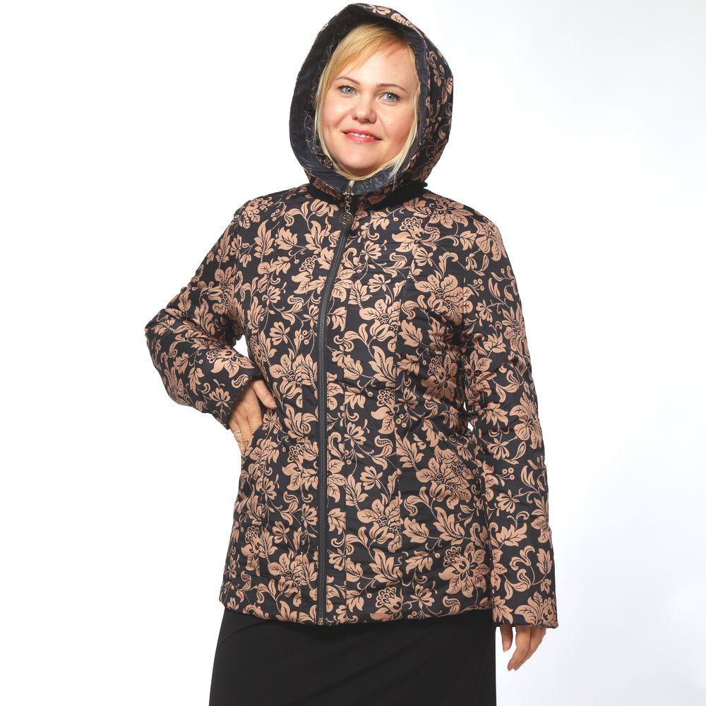 Куртка двусторонняя с карманами