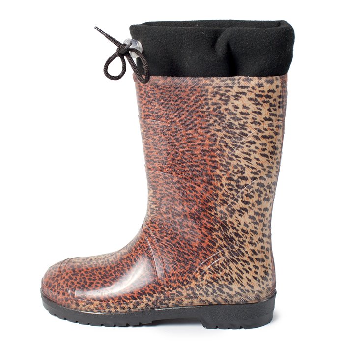 Сапоги утепленные «Леопард»
