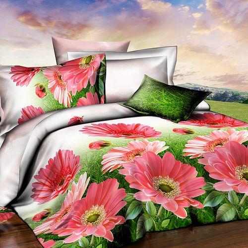 Комплект постельного белья «Королевский гербер»