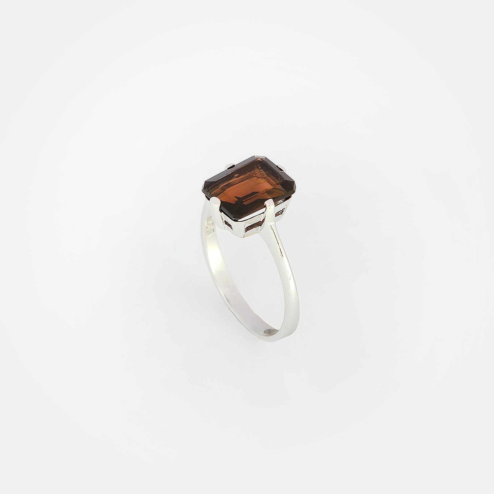 Серебряное кольцо «Таисия»