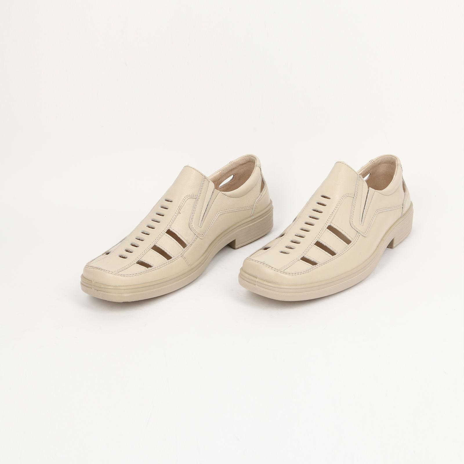 Туфли мужские на утолщенной подошве