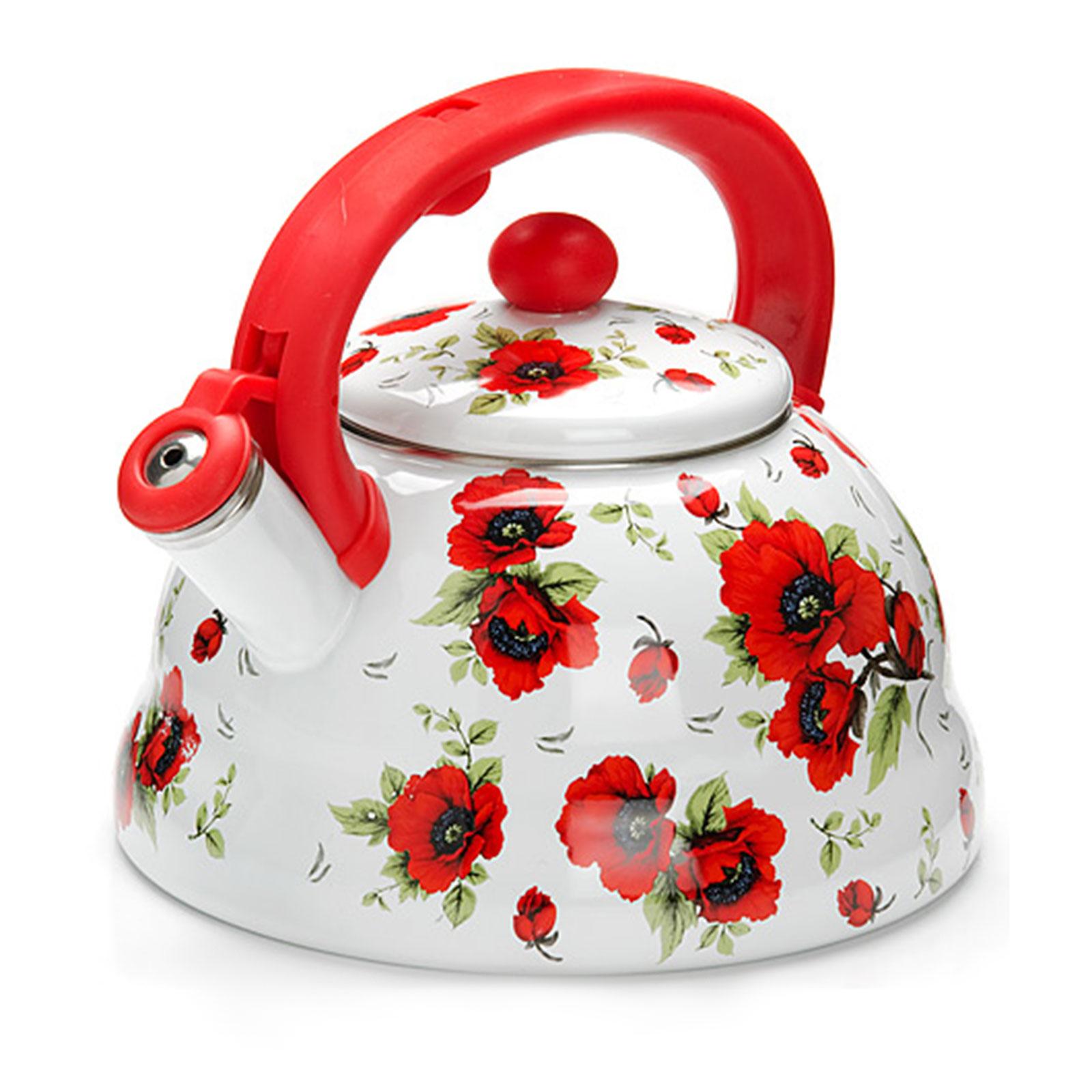 Чайник эмалированный, 3 л