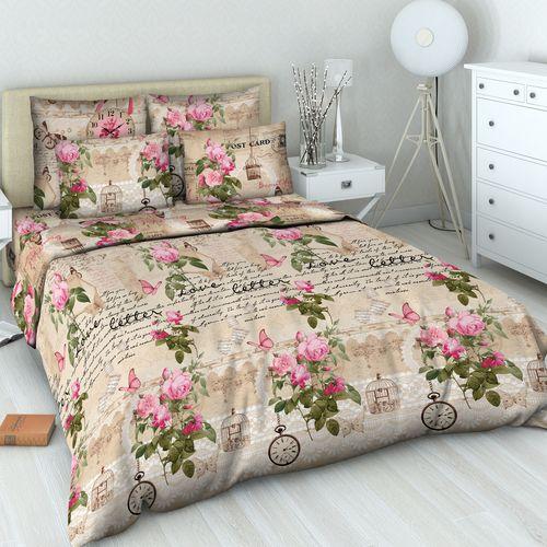 Комплект постельного белья «Винтажный сад»