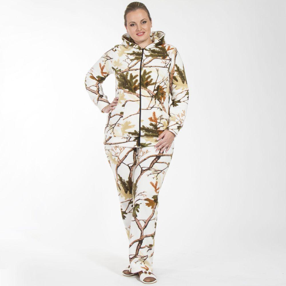 Костюм женский флисовый «Поздняя осень»