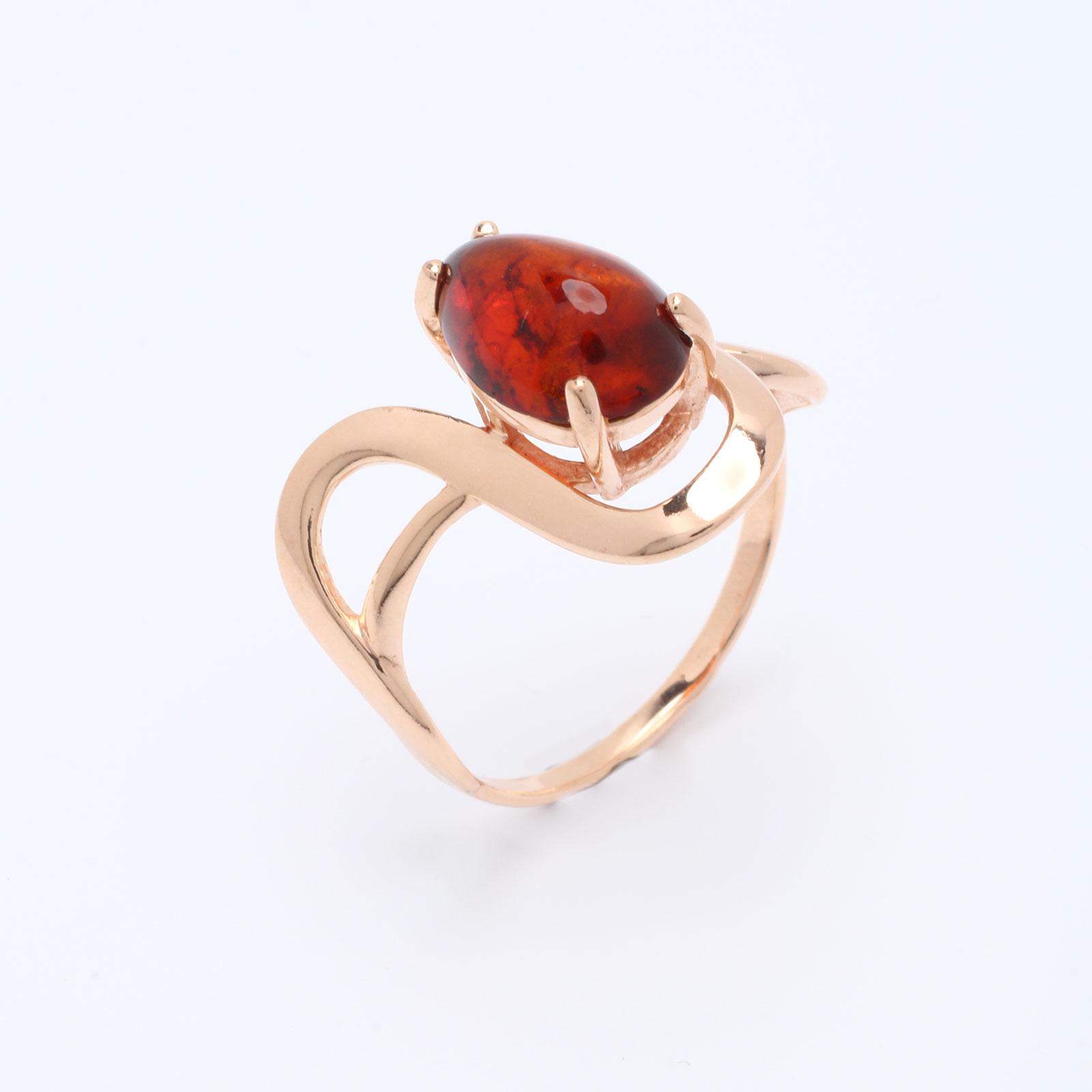 Серебряное кольцо «Фуэте»