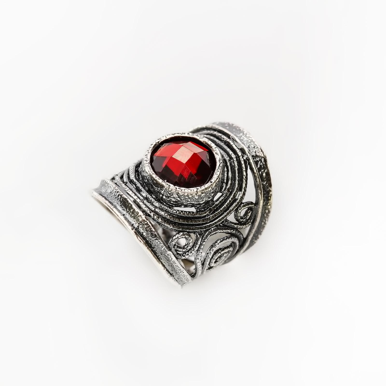 Серебряное кольцо «Возвращение в Эдем»