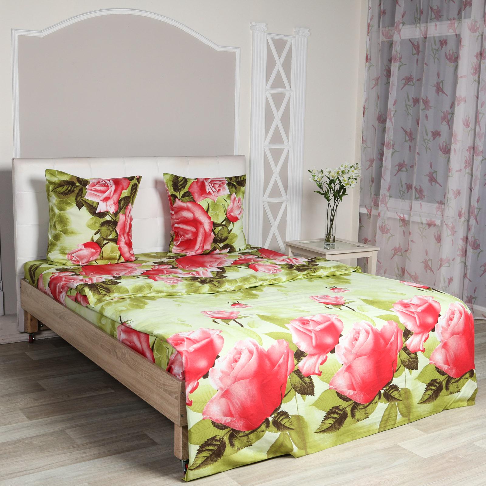 Комплект постельного белья «Букет роз»
