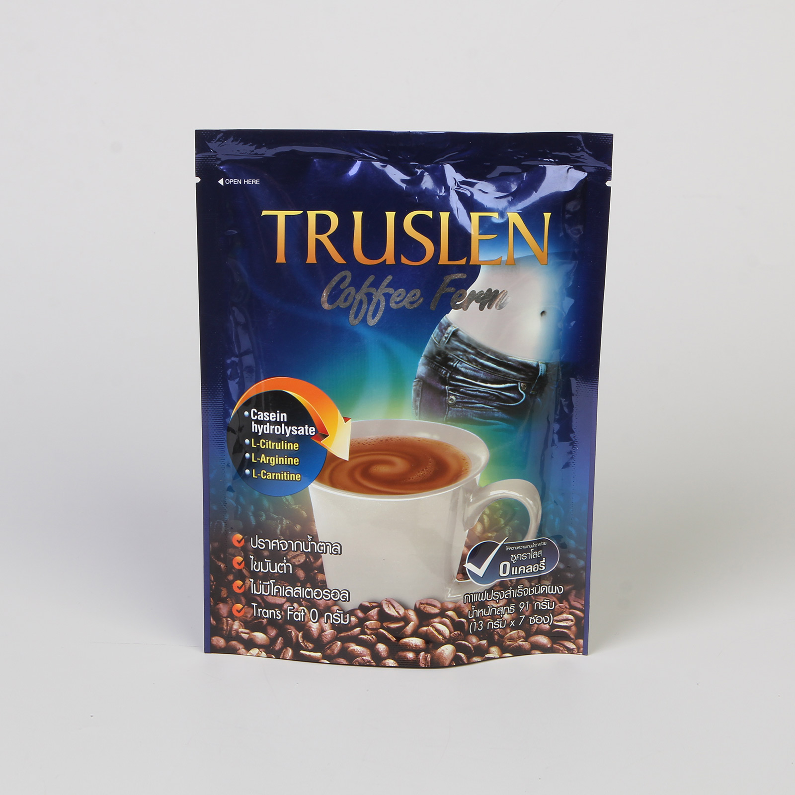 Напиток кофейный растворимый ТрусленКофе Ферм maximus columbian растворимый кофейный напиток в пакетиках 20 шт