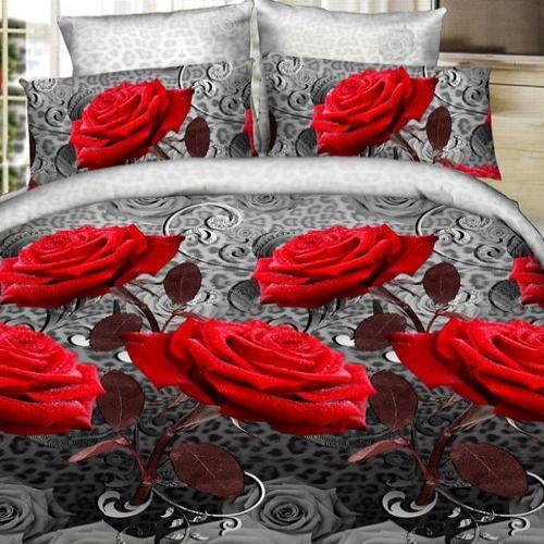Комплект постельного белья «Поцелуй в сумерках»