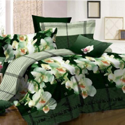 Комплект постельного белья «Тропическая орхидея»