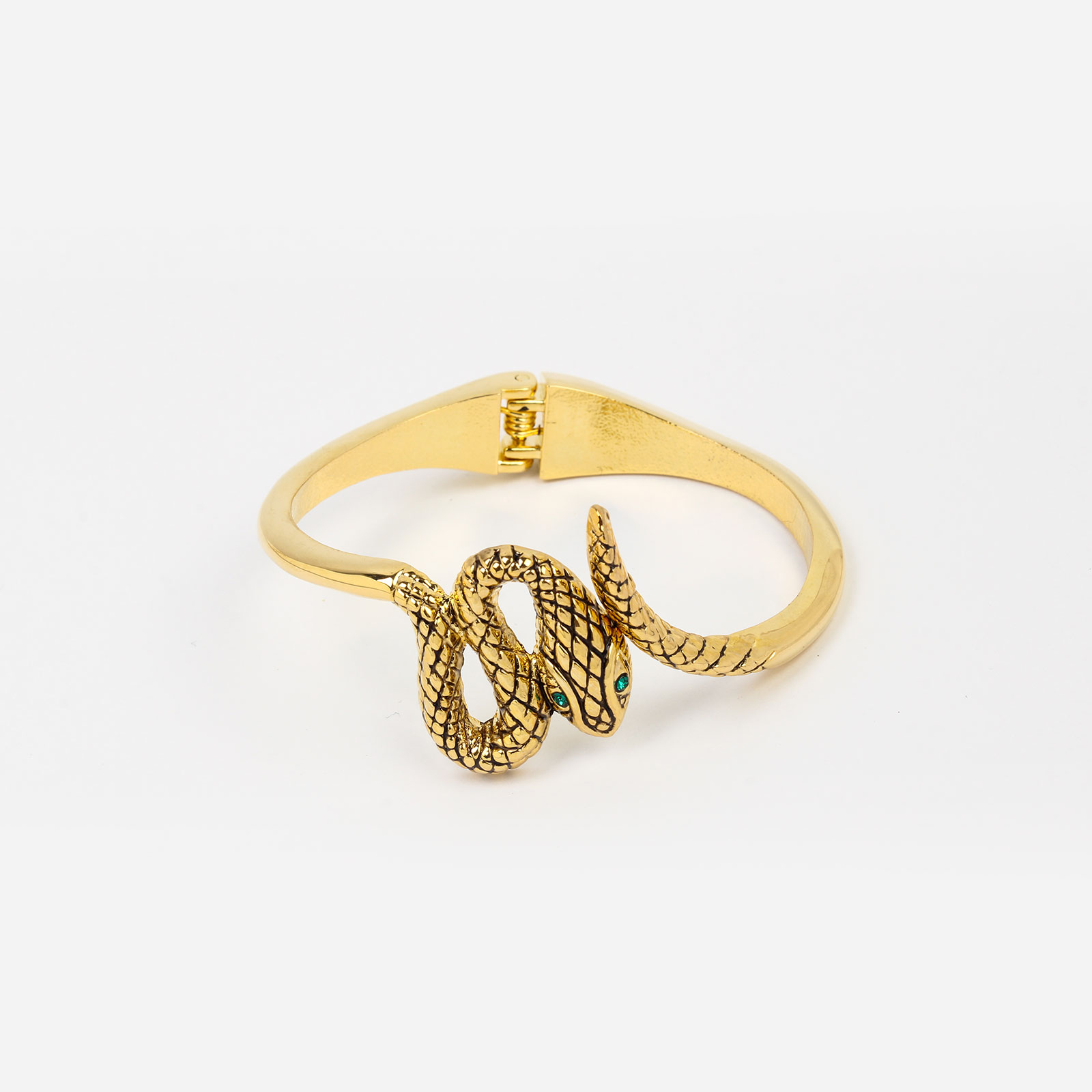 Браслет «Золотая змейка»