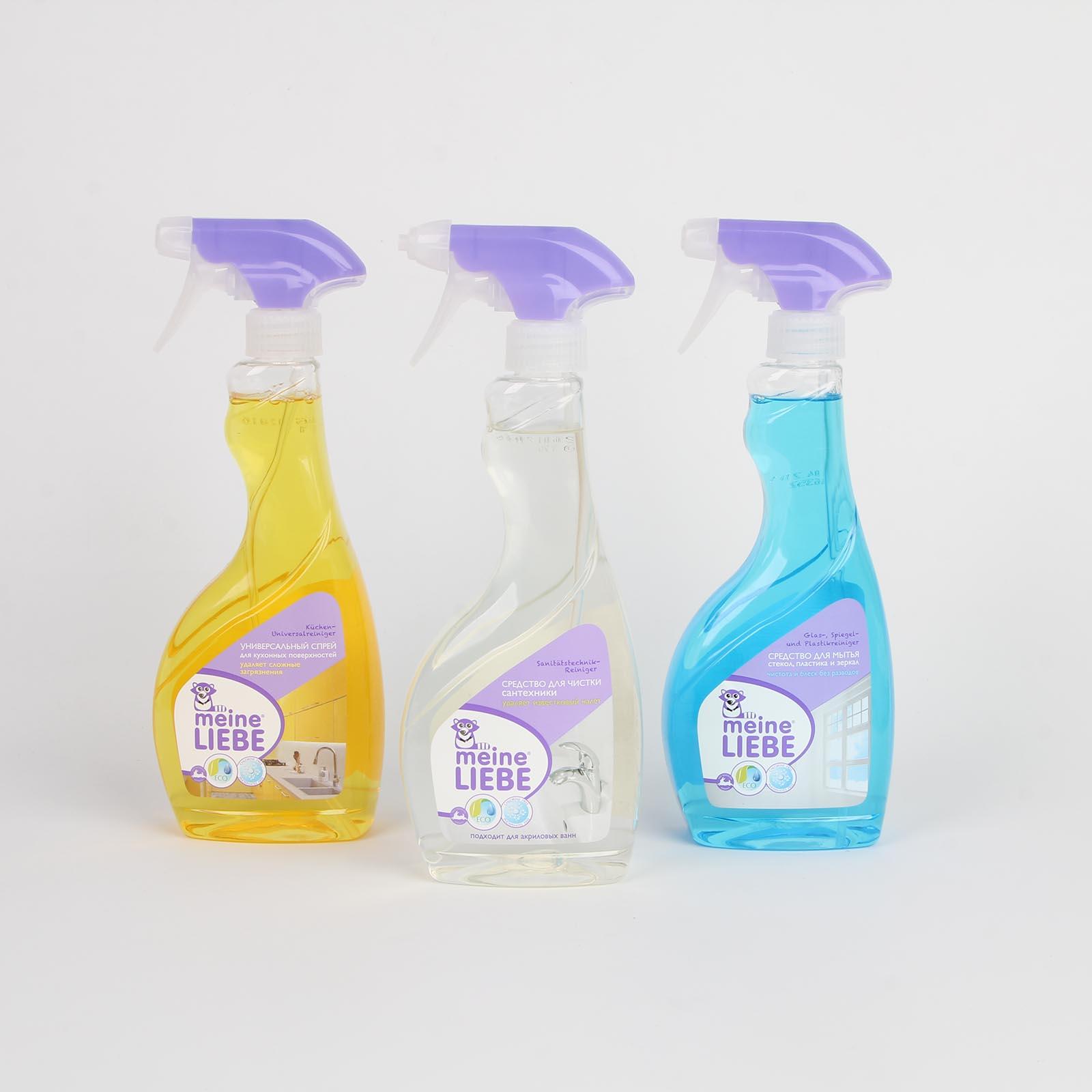 Суперкомплект средств «Чистый дом для любимых»