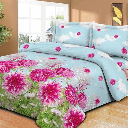 Комплект постельного белья «Роскошный Георгин»