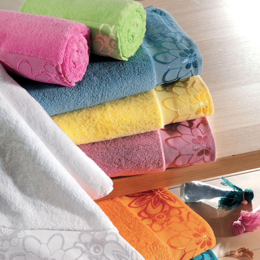 Набор махровых полотенец «Dora»