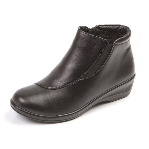 Ботинки на утолщенной подошве