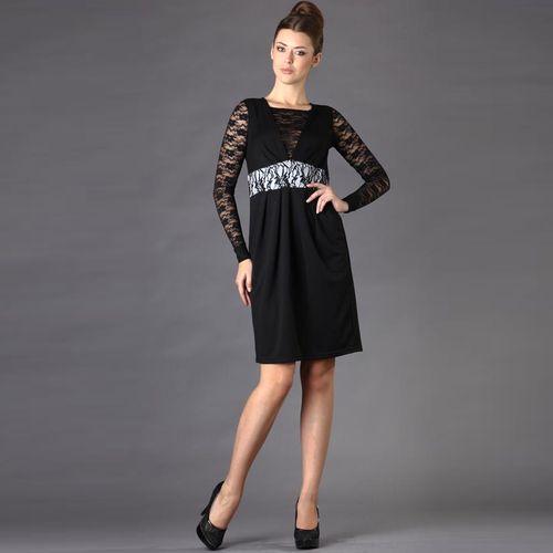 Комплект сарафан и ажурная блуза