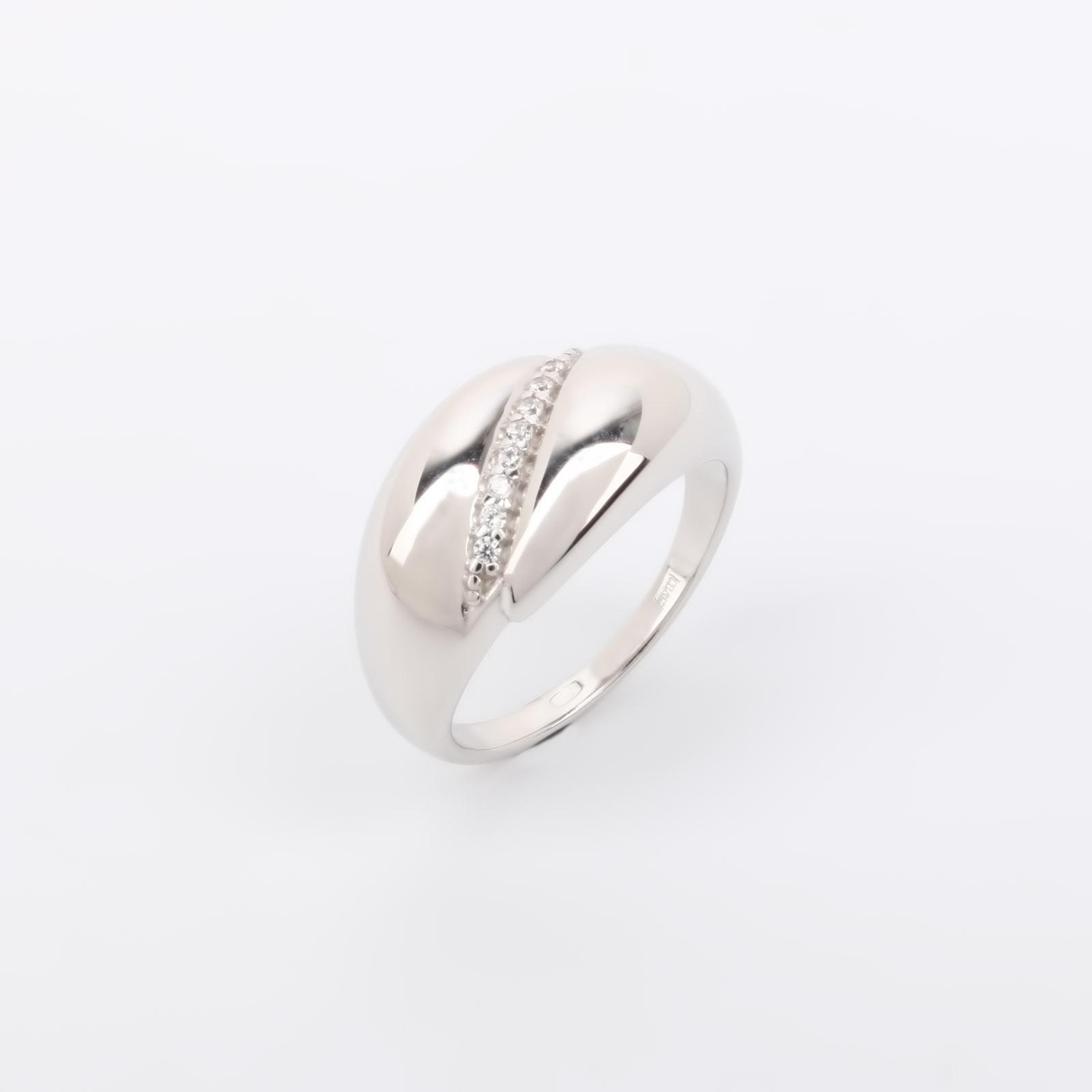 "Серебряное кольцо ""Звездная тропа"""