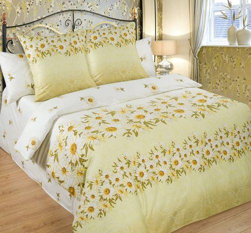 Комплект постельного белья «Ромашки»