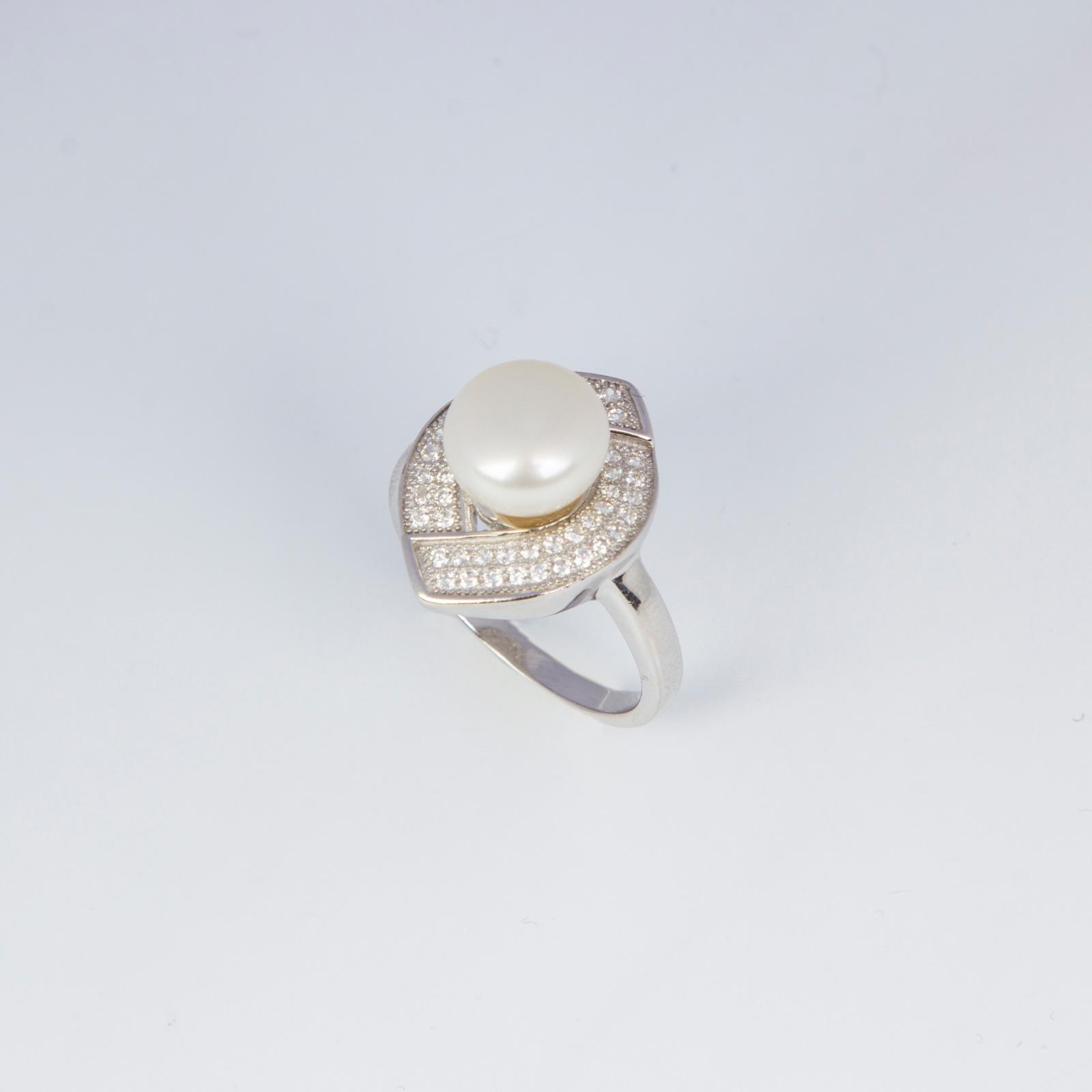 Кольцо «Капля жемчуга»