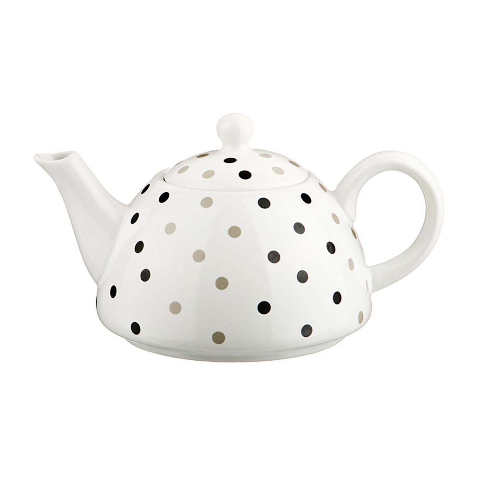 """Заварочный чайник """"Нежный горошек"""""""