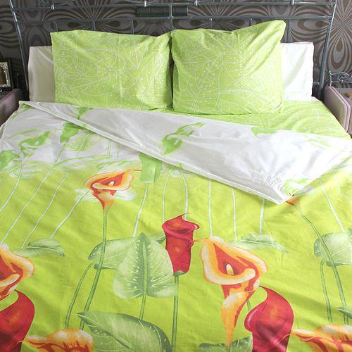 Комплект постельного белья «Цветы каллы»