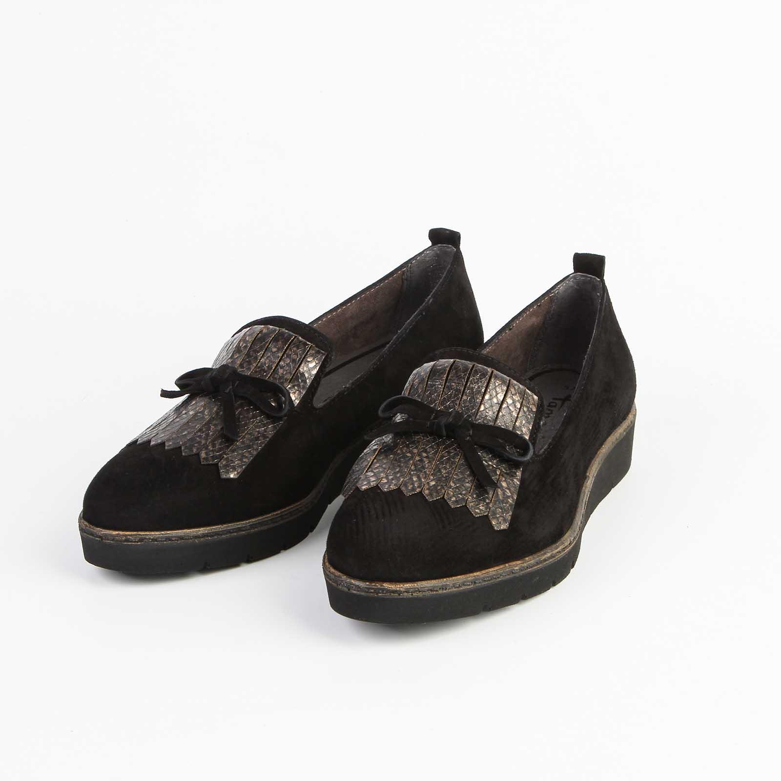 Туфли женские с бантиком