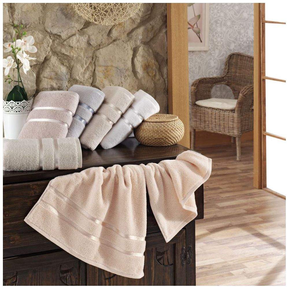 Набор махровых полотенец «Dolce»