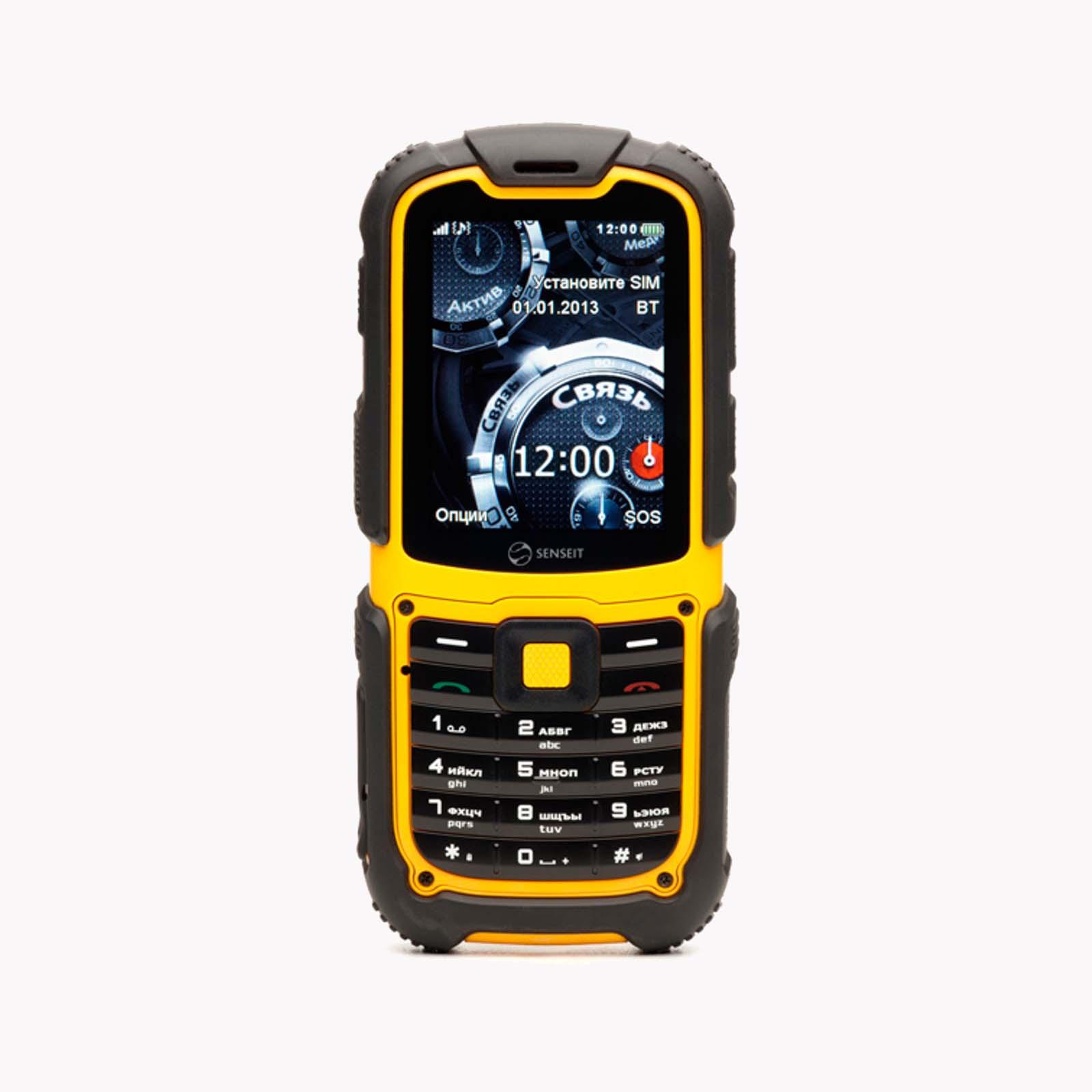 Сотовый телефон «Крепкий орешек» 5.0