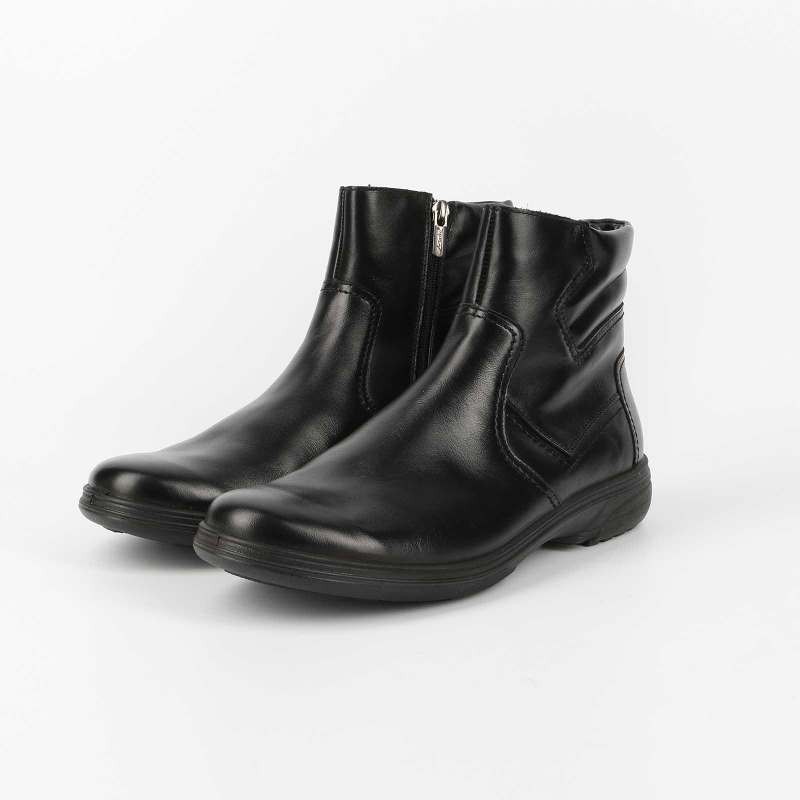 Ботинки мужские с удобной колодкой