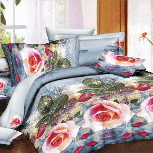 Комплект постельного белья «Очарование розы»