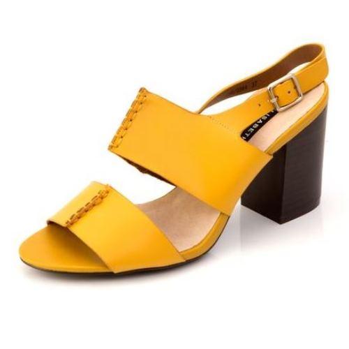 Женские туфли «Солнечный свет»