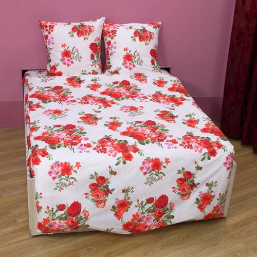 Комплект постельного белья «Розовая симфония»
