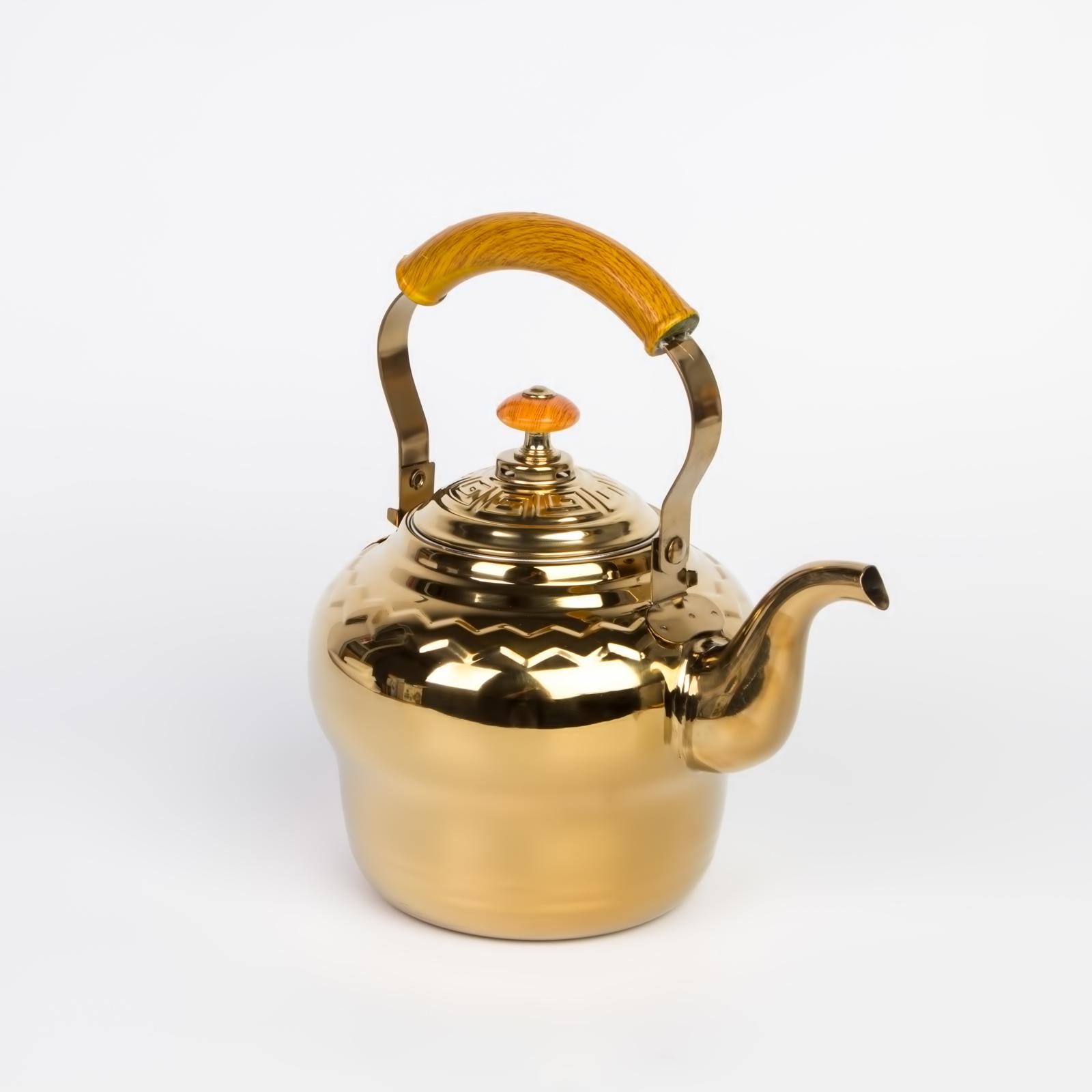 Заварочный чайник «Золотая унция»