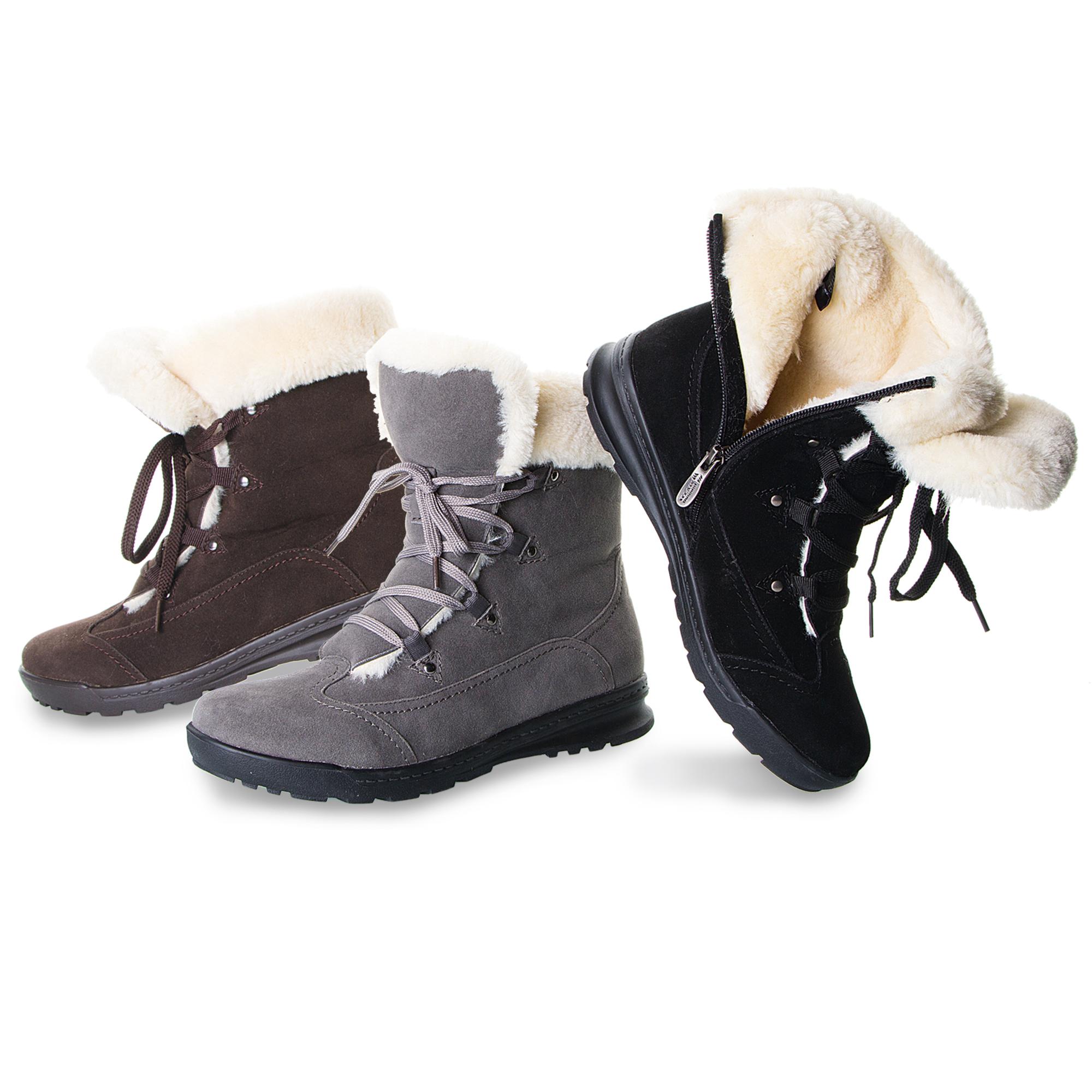 Зимние ботинки «Гренландия»