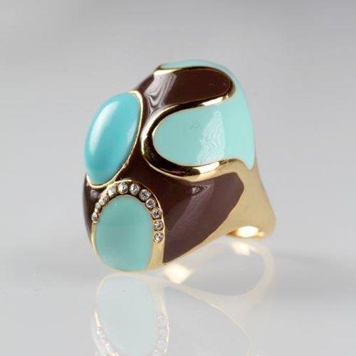 Кольцо «Богема»