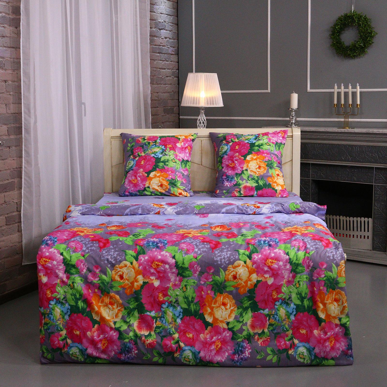 """Комплект постельного белья """"Цветочная Феерия"""""""