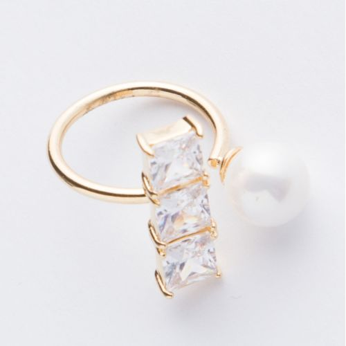 Кольцо «Белый лебедь»