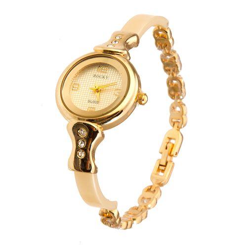 Оригинальные часы с керамическим браслетом