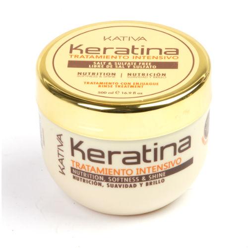 Маска для волос Keratina