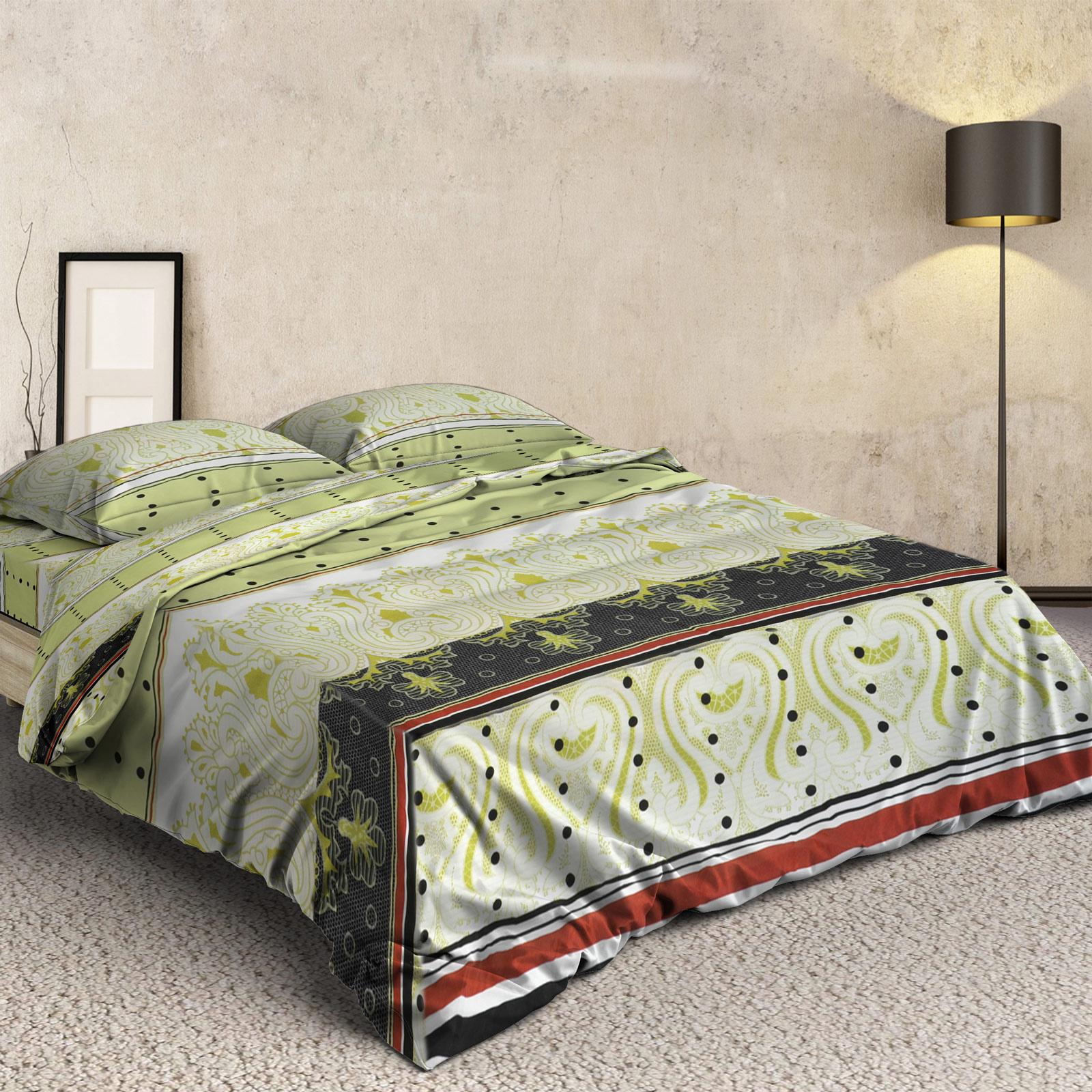 Комплект постельного белья «Мятная свежесть»