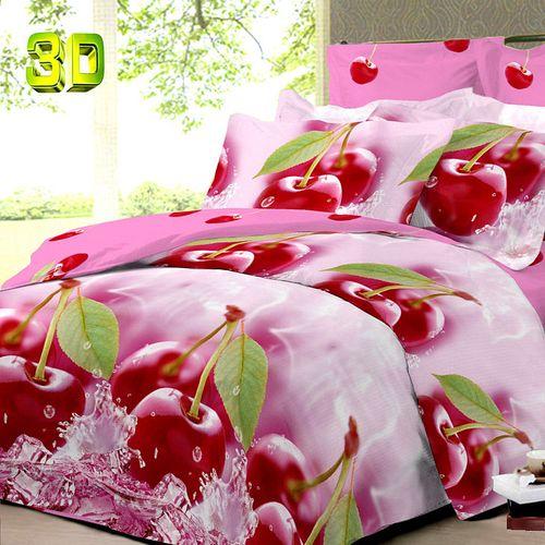 Комплект постельного белья «Вишня»