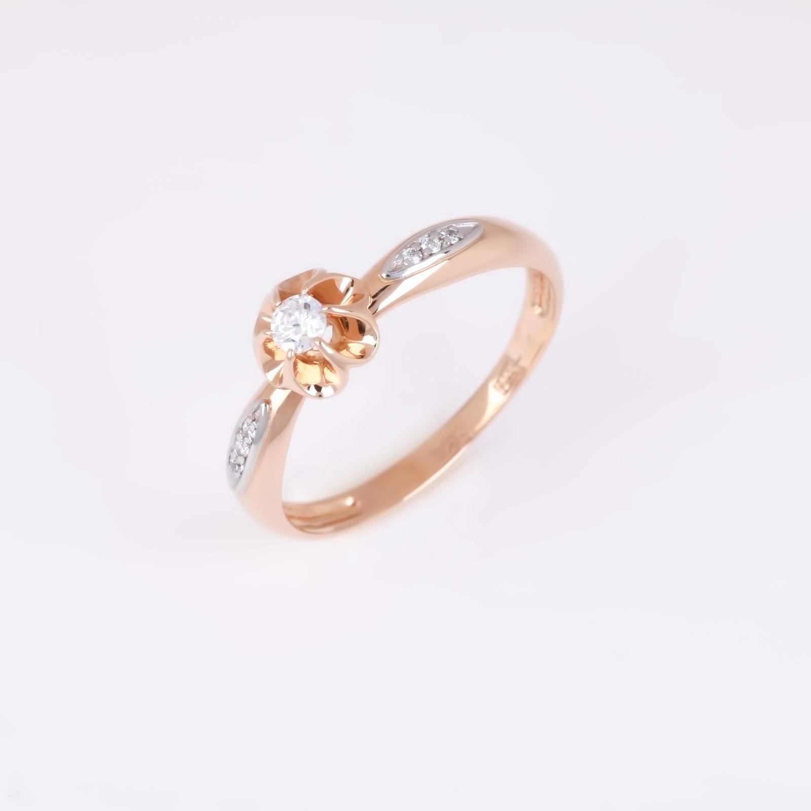 Золотое кольцо «Соло»