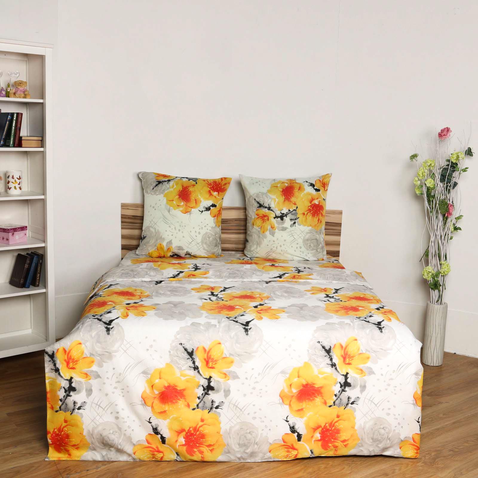 Комплект постельного белья «Цветение»