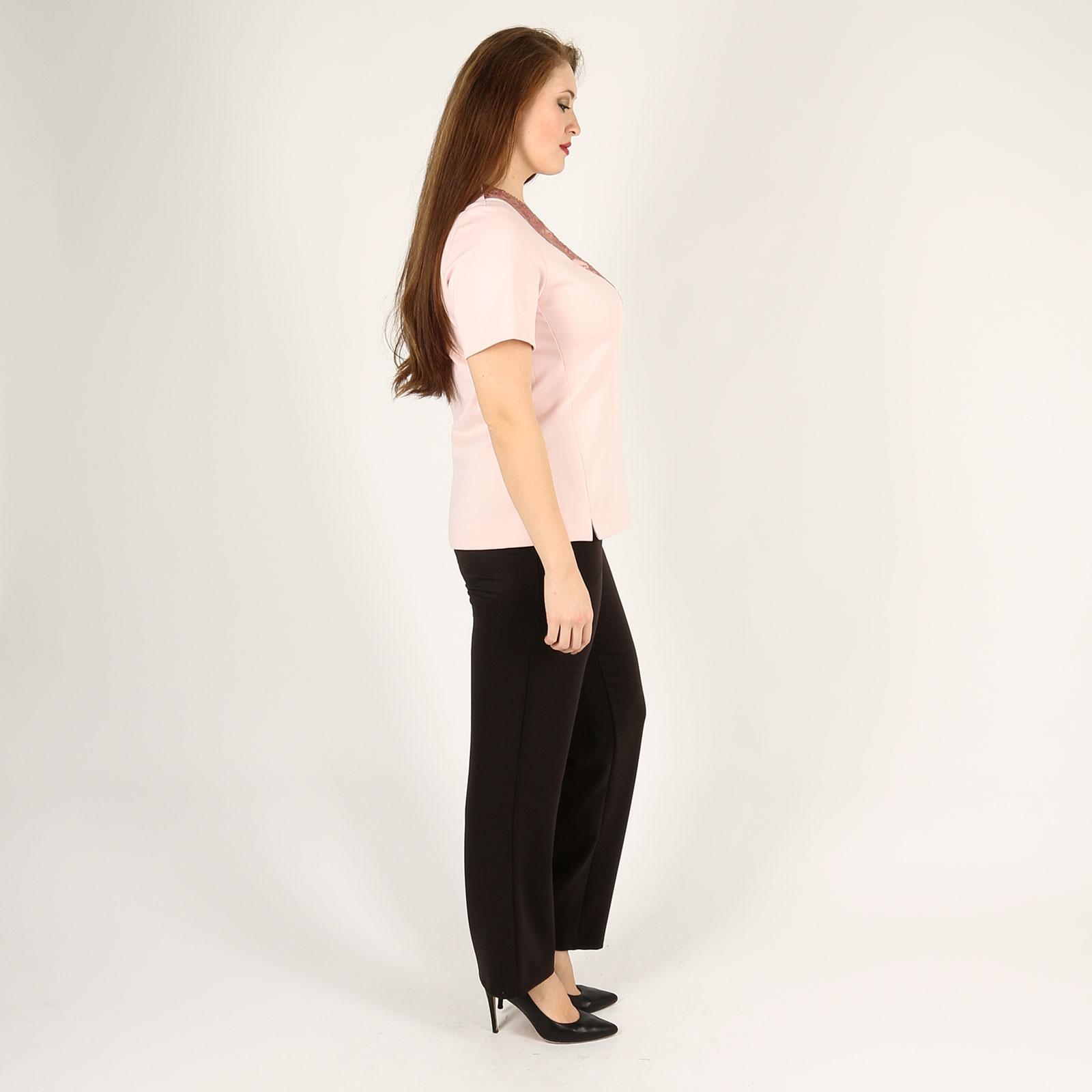 Широкие прямые брюки доставка